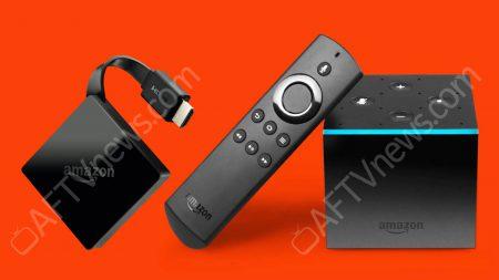 Опубликовано изображение и характеристики двух новых медиаплееров Amazon Fire TV