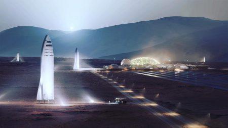 Илон Маск представил обновленный план колонизации Марса, грузовые корабли полетят на Красную планету уже в 2022 году