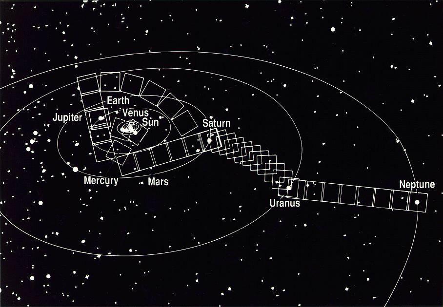 40-летний юбилей смомента запуска Voyager1 празднуют вNASA