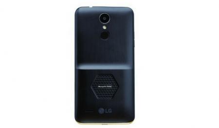 Новый бюджетный смартфон LG K7i получил встроенный ультразвуковой отпугиватель комаров Mosquito Away