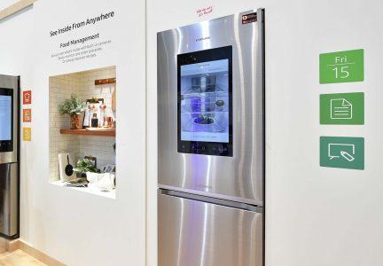 Умный холодильник и стиральная машина от Samsung на IFA 2017