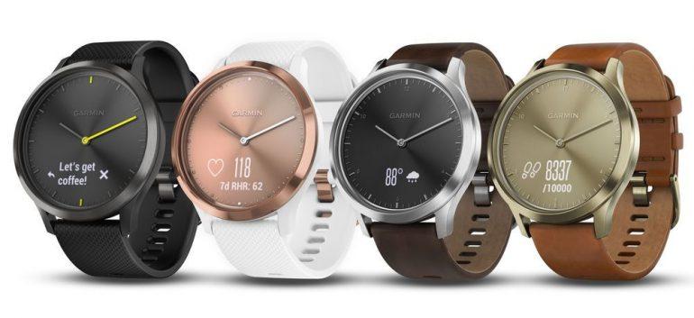 Garmin представила три носимых устройства и платёжный сервис Garmin Pay