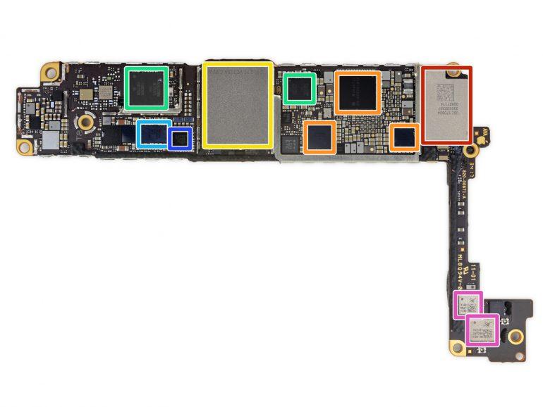 iFixit: iPhone 8 сложнее ремонтировать, чем модель предыдущего поколения