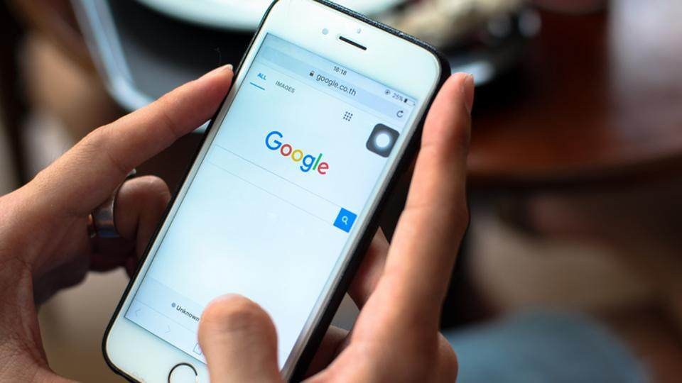 Apple сменила Bing напоиск Google
