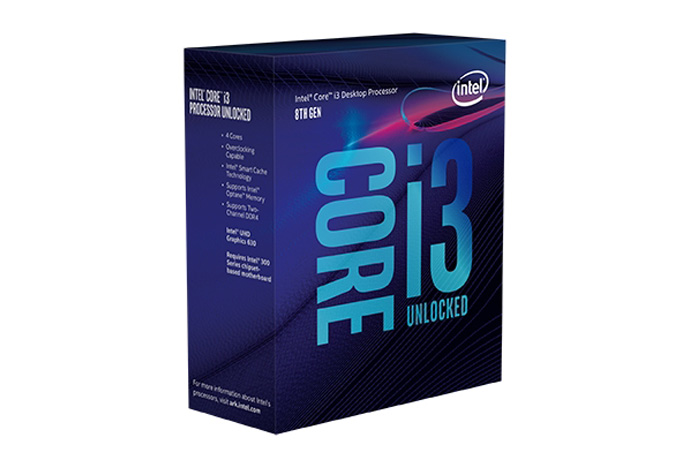 Intel представила настольные процессоры Core восьмого поколения с увеличенным числом ядер