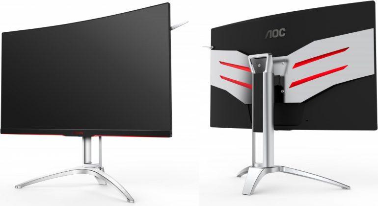 AOC создала 32-дюймовый изогнутый игровой монитор стоимостью $430