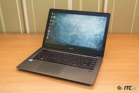 Обзор ноутбука Acer TravelMate X3 (TMX349-G2-M-364W)