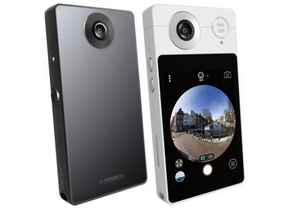 Acer анонсировала две камеры с охватом 360 градусов пространства, в том числе модель для автомобилей