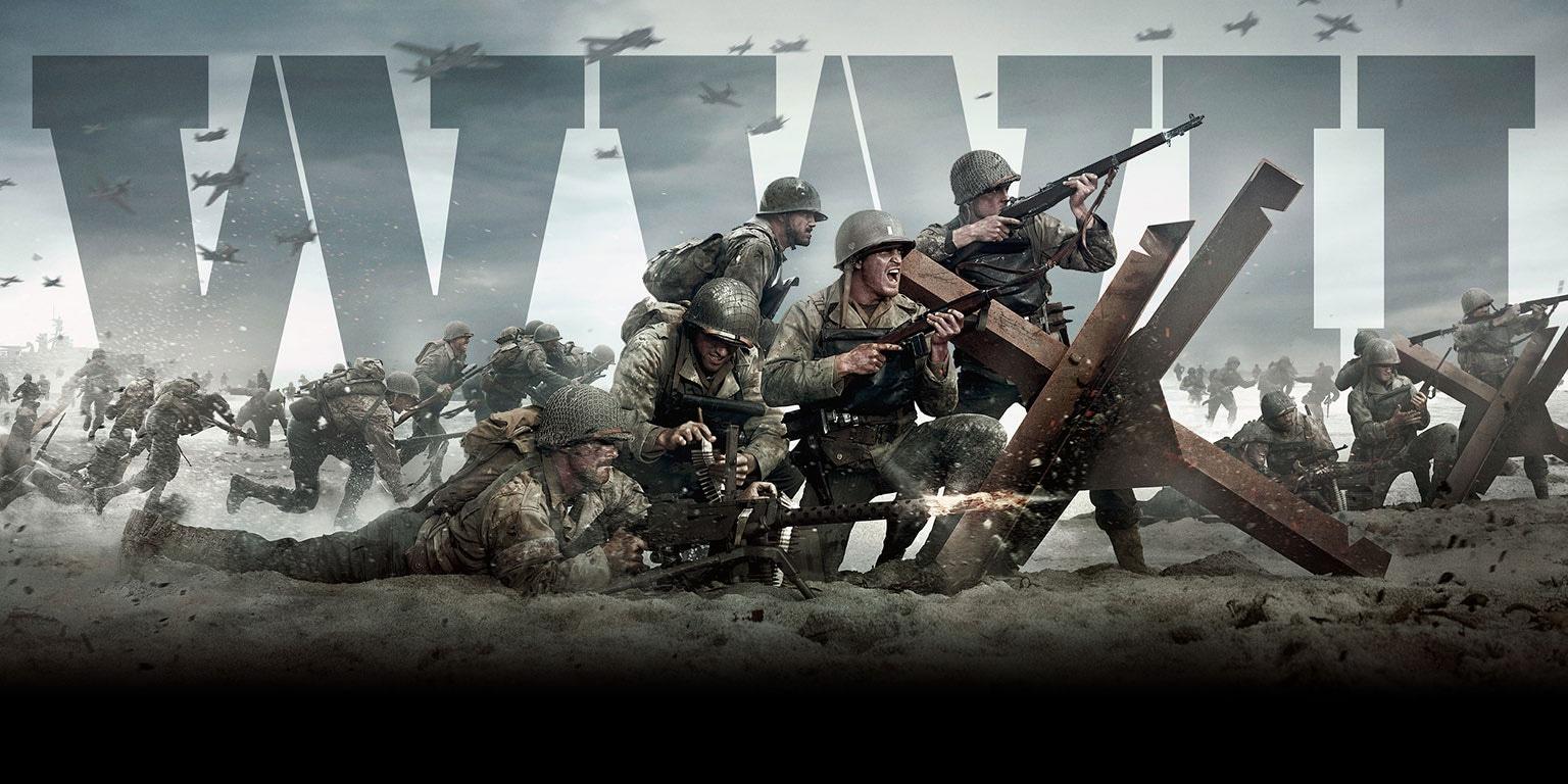 Кинематографичный трейлер сюжетной кампании Call ofDuty: WWII