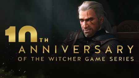 CD Projekt RED опубликовали специальный трейлер к десятилетию игровой серии «Ведьмак»