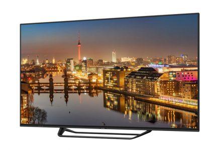 Sharp анонсировала телевизор с разрешением 8K