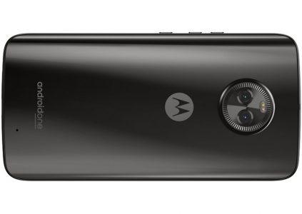 Смартфон Moto X4 выйдет в версии с «чистым» Android в рамках программы Android One