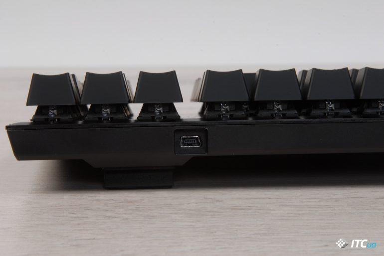 Обзор игровой механической клавиатуры HyperX Alloy FPS Pro