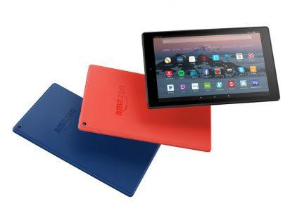 Amazon улучшила планшет Fire HD 10 и снизила цену на него