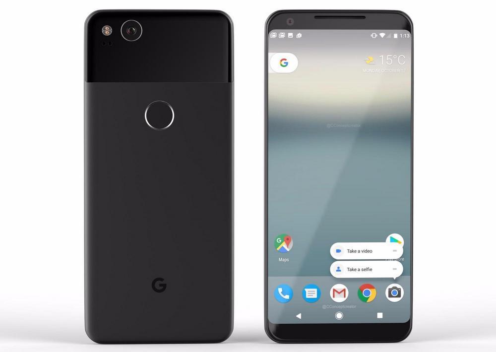 Раскрыто большинство характеристик Google Pixel 2 иPixel 2 XL