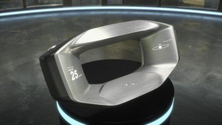 """""""Когда руль умнее водителя"""": Jaguar придумал концепт съемного руля Sayer со встроенным искусственным интеллектом"""