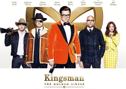 Kingsman: The Golden Circle / «Kingsman: Золотое кольцо»
