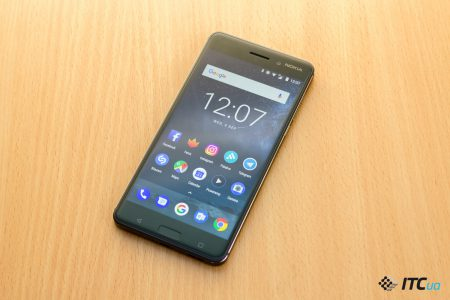 Обзор смартфона Nokia 6