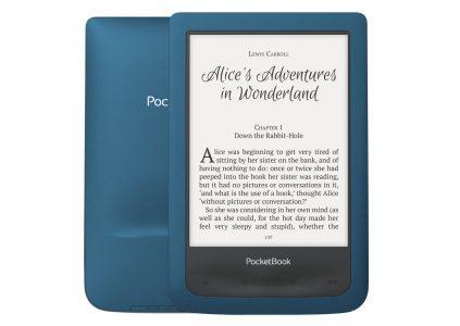 В Украине представлен защищенный E Ink ридер PocketBook Aqua 2 (641) с 6-дюймовым сенсорным экраном E Ink Carta и встроенной подсветкой