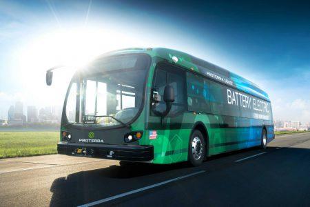 Электроавтобус Proterra Catalyst E2 Max установил мировой рекорд, проехав 1770 км от одного заряда батарей емкостью 660 кВтч