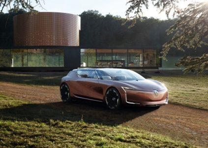 Renault SYMBIOZ — беспилотный электромобиль будущего, который одновременно является полноценной частью умного дома