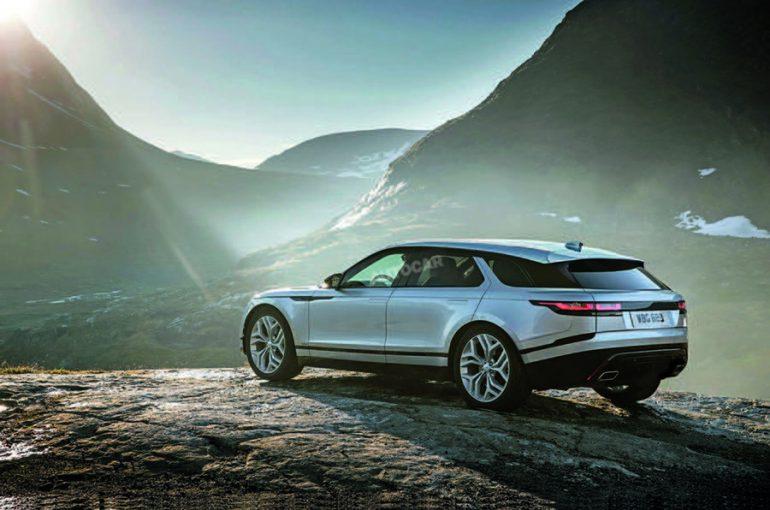 В 2019 году британский автопроизводитель Jaguar Land Rover запустит в серию премиальный электрический кроссовер Road Rover