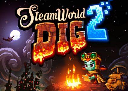 SteamWorld Dig 2: еще глубже