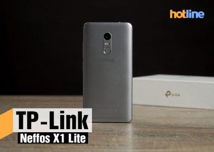 Видеообзор Neffos X1 Lite