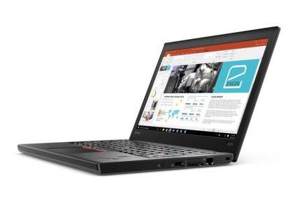 Lenovo впервые представила бизнес-ноутбуки ThinkPad на основе процессоров AMD Pro