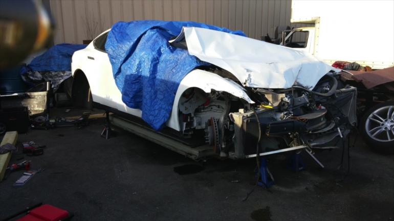Tesla помогла своим клиентам спастись отурагана «Ирма»