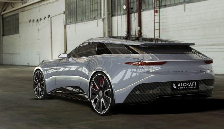 Британский стартап решил собирать средства на свой будущий электромобиль Alcraft GT на платформе Indiegogo (пока дела не очень)