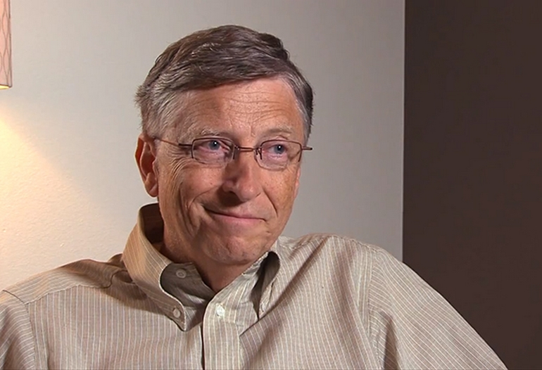 Билл Гейтс перешёл на андроид