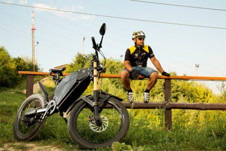 Украинский электробайк DelFast eBike вышел на Kickstarter, Lite-версия стоит $3489, Prime — $4289, Top — $5879