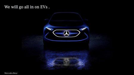 За пять лет Mercedes-Benz хочет перевести весь модельный ряд автомобилей на электродвигатели