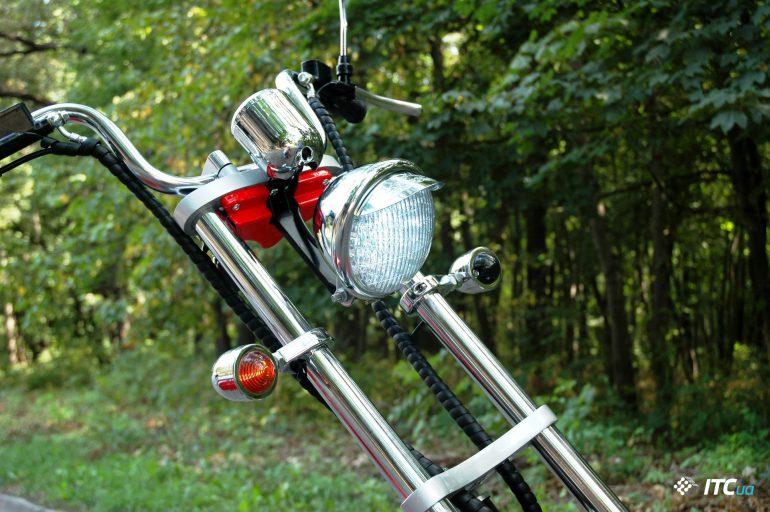 City Coco Harley: круто, стильно, быстро… дорого!