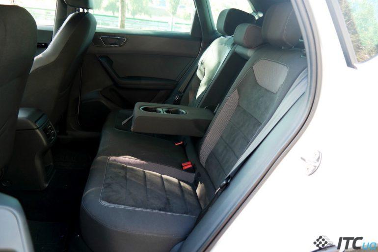 Соединяем практичность и динамичность с экономией в SEAT Ateca