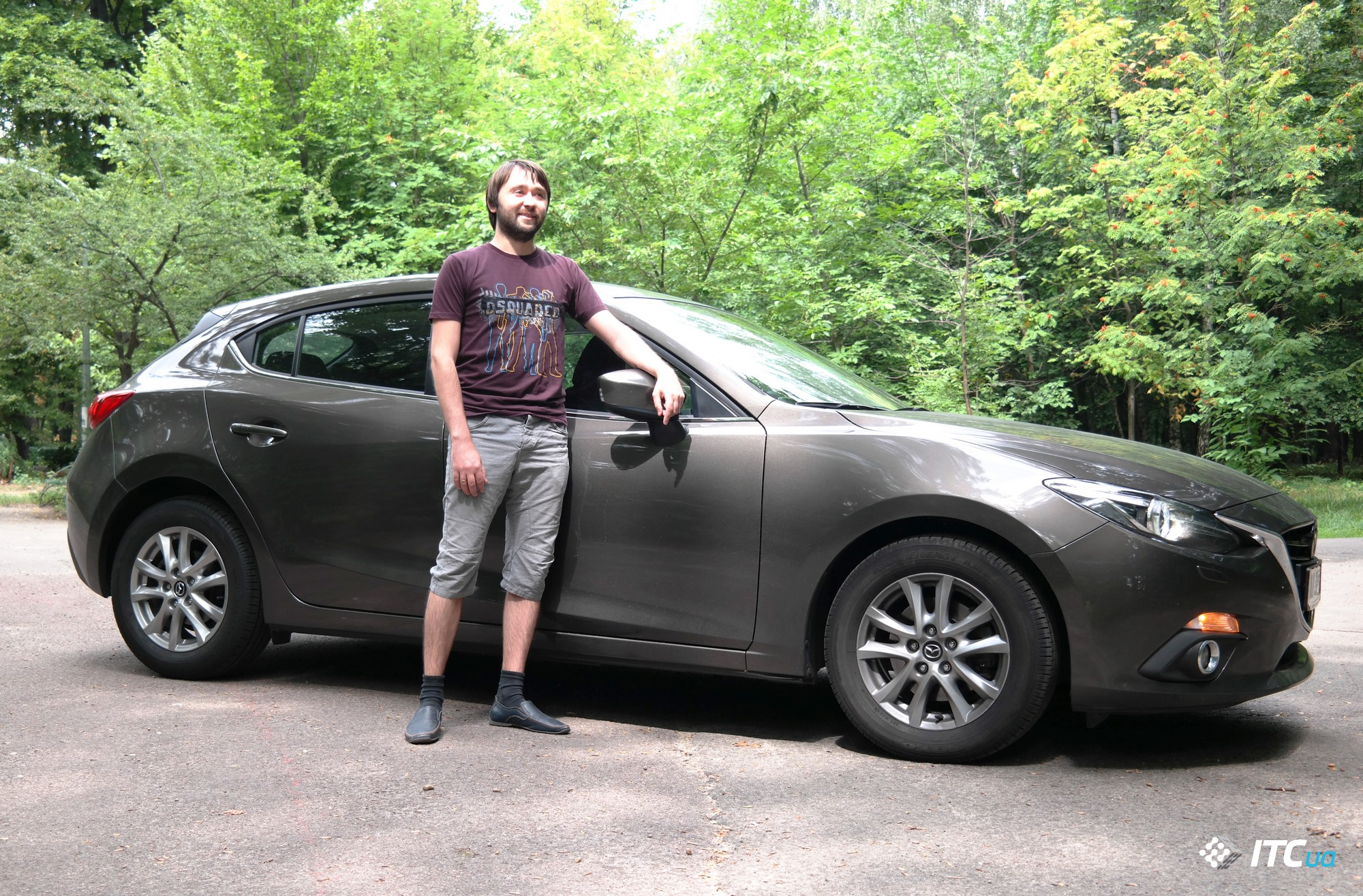 Разгадываем секрет популярности Mazda3