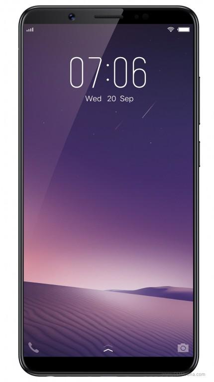 Официально представлен смартфон vivo V7+ с дисплеем FullView и 24-мегапиксельной селфи-камерой