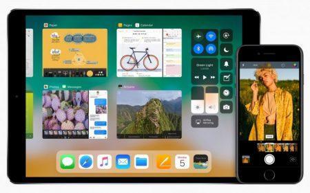 Вышли обновления Apple iOS 11, watchOS 4 и tvOS 11