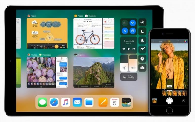 IOS 11 вышла для iPhone иiPad