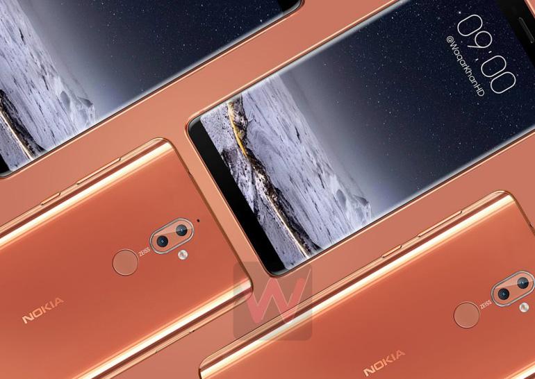 Флагманский смартфон нокиа 9 получит AMOLED-экран икорпус изизогнутого стекла