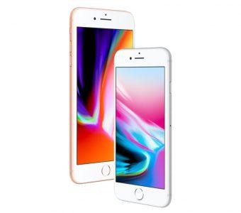 Новые iPhone 8 и iPhone 8 Plus получили аккумуляторы меньшей емкости