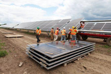 Канадцы построят в Украине пять новых солнечных электростанций суммарной мощностью более 90 МВт за 94 млн евро. Первая заработает уже в октябре-ноябре