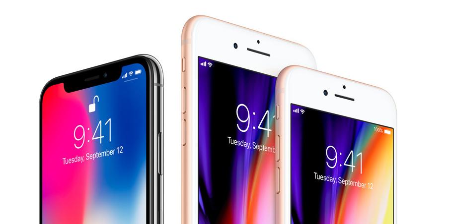 Самсунг Galaxy S8 превосходит iPhone X