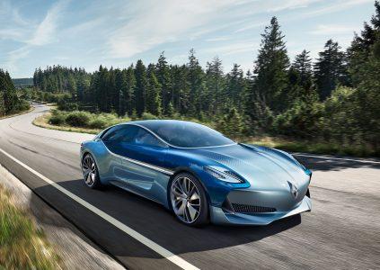Borgward Isabella – концепт премиального электромобиля с футуристичным дизайном, мощностью 300 л.с. и запасом хода 500 км