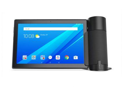 Lenovo показала док-станцию для планшетов с поддержкой Alexa и гарнитуру дополненной реальности