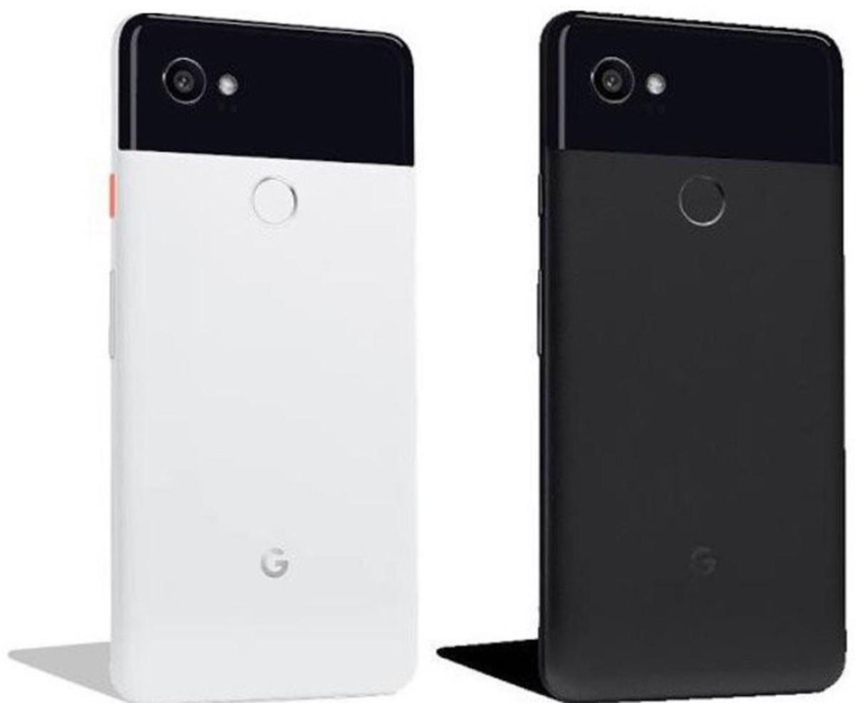 Вweb-сети появились технические данные Google Pixel 2 иPixel 2 XL