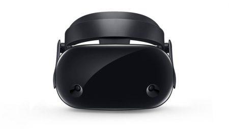 Samsung тоже работает над гарнитурой смешанной реальности Windows Mixed Reality, опубликованы ее изображения