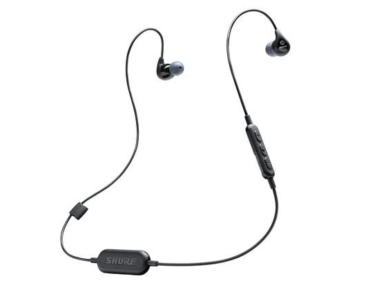 Shure представила свои первые Bluetooth-наушники по цене от $100