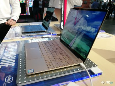 Huawei представила в Украине ноутбуки MateBook X и MateBook E